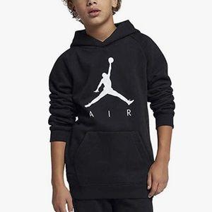 Nike Jordan Jumpman Kids Fleece Hoodie Sweatshirt